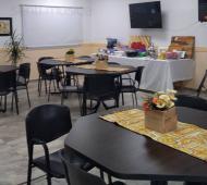 Nueva Casa de los Abuelos de Coronel Granada. Foto: Prensa