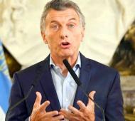 Macri recibió elogios de sus dirigentes y críticas de sus opositores