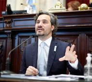 Cafiero en el Senado: Ahora es el turno de Diputados