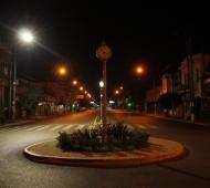 Las calles solitarias del sábado por la noche
