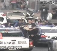Gracias a cámaras de seguridad de San Isidro, detuvieron a cinco integrantes de banda narco