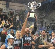 Racing de Chivilcoy campeón del Torneo Federal. Foto: Torneo Federal.
