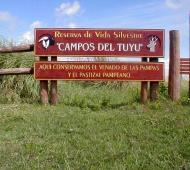 Acerca del Parque Nacional Campos del Tuyú, conversaron sobre las obras pendientes