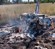 Cayó avioneta en Cañuelas y hay dos muertos