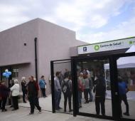 Tres de Febrero: Valenzuela reinauguró el Centro de Salud de Ciudadela