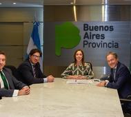 Nación aportará $500 millones para terminar las obras en Campana y Lomas de Zamora