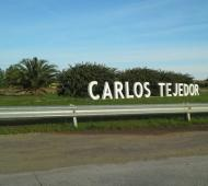 Comerciantes de Carlos Tejedor sufrieron la caída de ventas - Foto: Noticiaspehuajo.com.ar/