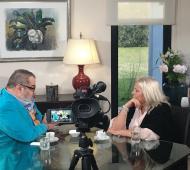 Carrió brindó una entrevista en el programa de Lanata.