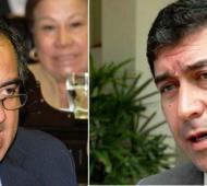 Martínez (FCR) y Casas (FpV) polarizan la elección.
