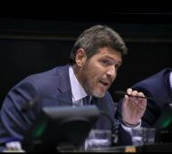 Diputado lilito Guillermo Castello cruzó a intendente de San Vicente por nepotismo