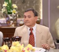 Villar Cataldo habló de su caso en televisión.