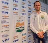 Canapino disputará las 24 horas de Daytona. Foto: Prensa