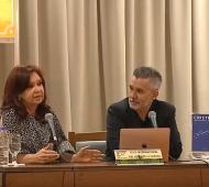 """""""Sinceramente"""" en La Habana: CFK y Figueras"""