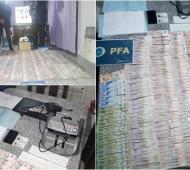 Chacabuco: Golpe al juego clandestino con nueve allanamientos