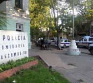 El hombre fue detenido en la Comisaría 1. Foto: ElCronista
