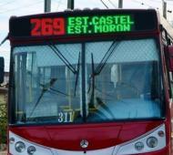 """Se trata del conductor de la línea 269 perteneciente a la """"Empresa 126 S.A."""""""