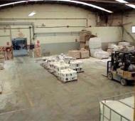 La cooperativa Cintoplom está ubicada en Tres de Febrero.