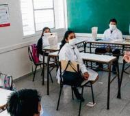 En Provincia, los docentes dispensados que están vacunados deben reintegrarse a sus funciones