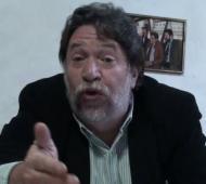 El precandidato a diputado nacional por Unidad Popular cuestionó duramente a Cambiemos. Foto:Ámbito Financiero