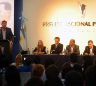 El debate será en la sede del Frente Nacional Peronista.