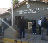 Comisaría 2da de Escobar: Foto archivo internet
