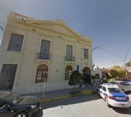 Comisaría de Patagones.