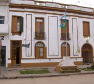 El insólito hecho ocurrió en la comisaría de Madariaga.