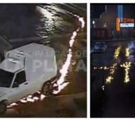 La Fiorino, igual al DeLorean.