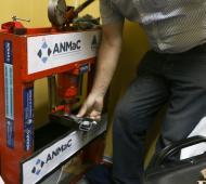 Lanús: Entregaron 450 armas y 6 mil municiones a la Anmac