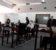 Villarino: Concejales del Frente de Todos criticaron la actitud del presidente al terminar abruptamente una sesión