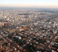 El conurbano, por densidad poblacional, acumula la mayor cantidad de contagios.