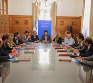 Foto: Ministerio de Interior, Obras Públicas y Vivienda.