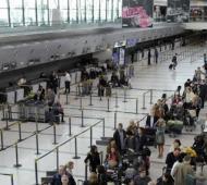 El italiano fue interceptado por la Policía de Seguridad Aeroportuaria de Ezeiza.