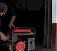 Los cortes de luz se reproducen en toda la ciudad de Buenos Aires y el territorio bonaerense.