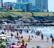 Hubo más de 4 millones de turistas en la Provincia durante enero