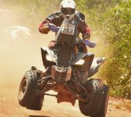 Copetti, primer argentino en ganar una etapa del Dakar 2017.