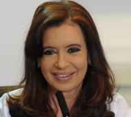 Cristina se comunicó con el Jefe de Gabinete.