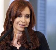 Cristina llegará a Paraná el martes por la noche.