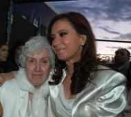 Murió Ofelia Wilhelm, madre de Cristina Kirchner