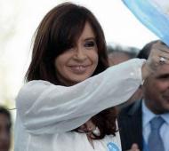 Cristina encabezó la tercer cadena nacional de la semana.