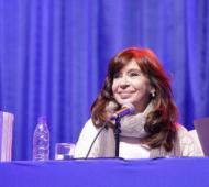 Cristina presentará su libro en Mar del Plata.