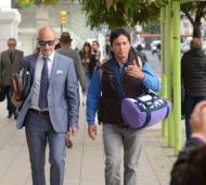 El Tribunal en lo Criminal Nº 1 revocó hace una semana su libertad condicional. Foto: Prensa