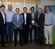 Avanza Comité de Cuenca Arroyo San Francisco - Las Piedras que integran Almirante Brown, Avellaneda, Florencio Varela y Quilmes