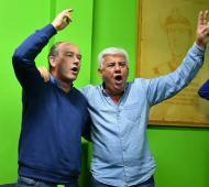 Fernández y Dichiara incursionarán por última vez en cargos electivos. Foto: Twitter