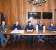 Comité de emergencia en Daireaux ante la situación hídrica que atraviesa el distrito.