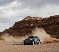 El Rally Dakar entra en Chile.