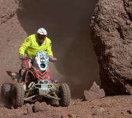 El Dakar llega a Rosario.