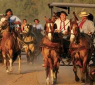 En Baradero tendrá lugar la Fiesta de la Torta Frita y el Mondongo.
