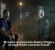 Leonardo Fossati, representante de Abuelas de Plaza de Mayo La Plata, brindó su testimonio.