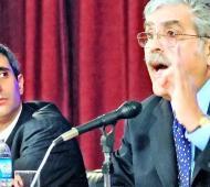 Causa Cuadernos: De Vido y Baratta excarcelados ya abandonaron el penal de Ezeiza